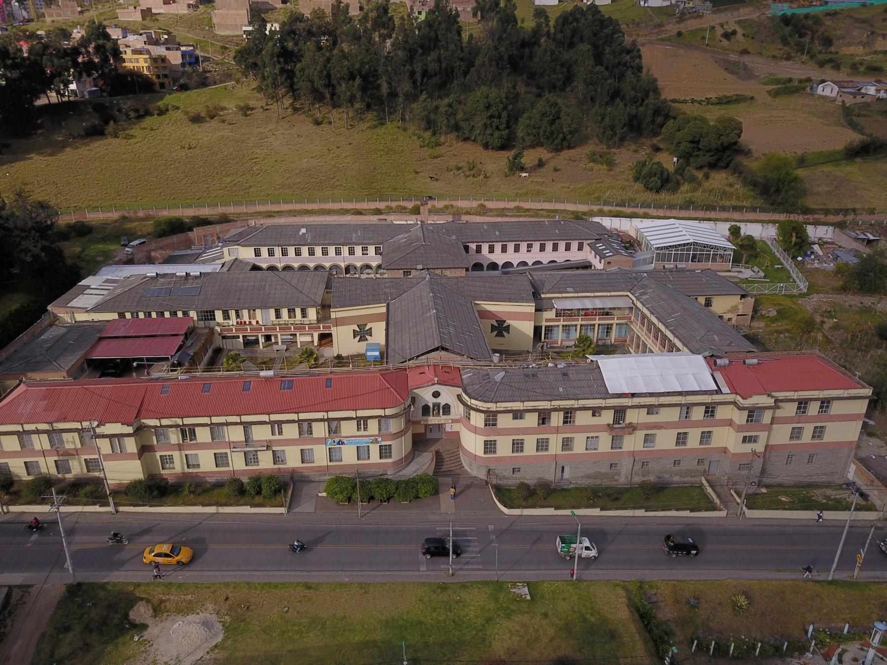 Panorámica de la Fundación Amparo San José